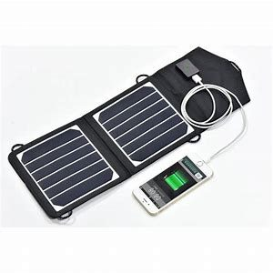 avis chargeur solaire portable panneau batterie