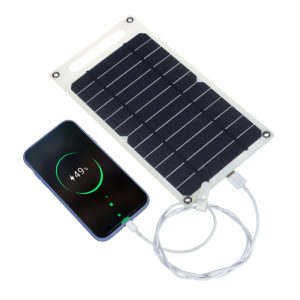 exemple de chargeur panneau solaire